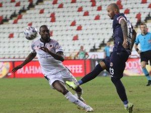 Süper Lig: Fraport TAV Antalyaspor: 2 - Gençlerbirliği: 0 (Maç sonucu)