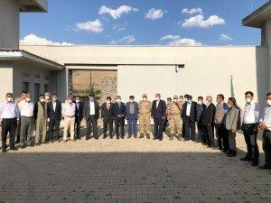 Erciş'te husumetli aileler barıştırıldı