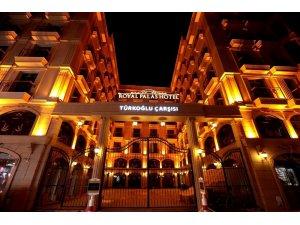 Van'da Royal Palas Hotel hizmet vermeye başladı