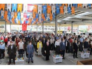 AK Parti Bozkır İlçe Kongresi yapıldı