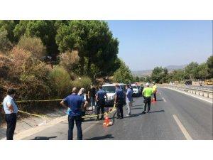 Kuşadası'nda bisiklet sürerken kalp krizi geçiren adam öldü