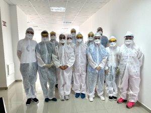 Uygulamalı COVID-19 PCR Akademisi gerçekleştirildi