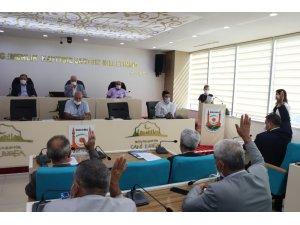Şanlıurfa'da Eylül ayının ilk meclis toplantısı yapıldı