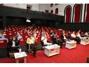 Girit Mahallesi kentsel sit alanı revizyon planı meclisten geçti