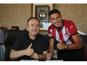 Sivasspor Fayçal Fajr'ı transfer etti