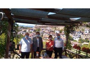 Türkiye'deki ilk olan yönetim modeli ile tarihi 'Katır Yolu' turizme kazandırılacak