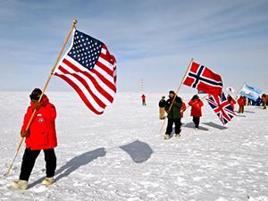 Kutuplarda büyükelçilik açıyor