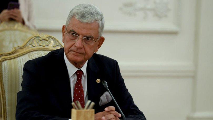 BM 75. Genel Kurul Başkanlığı'na seçilen Volkan Bozkır, görevini bugün devralıyor
