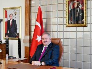 """Başkan Tahir Nursaçan, """"Hükumetin reformlara devam etmesi en önemli beklentimizdir"""""""