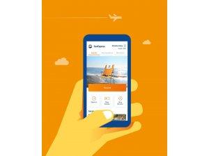 Mobil uygulama üzerinden temassız uçuş yönetimi
