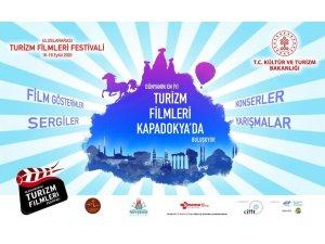 Dünyanın en iyi turizm filmleri Kapadokya'da