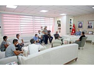 Belediyeden çıkışları verilen 10 personelin işe iadeleri yapıldı