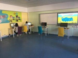 Ahlat'taki 16 okulda EBA destek noktası kuruldu