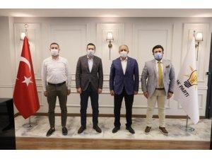 AK Parti Milas ilçe başkan adayı Çelik oldu