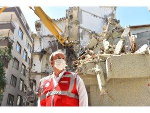 Avcılar'da bin riskli bina kentsel dönüşüme girdi