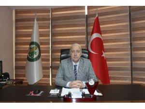 """ÇTB Başkanı Yılmaz: """"TÜRİB tarımsal üretim için bir milat"""""""