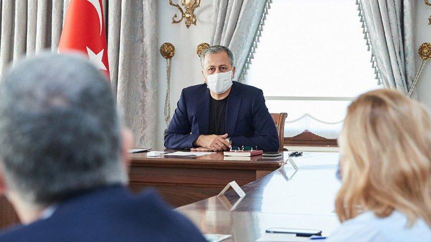 İstanbul Valisi Yerlikaya: Kademeli mesai düzenlemesini Cuma günü açıklayacağız