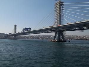 Haliç Metro Köprüsü hizmete açıldı