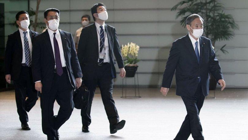 Japonya'da Abe kabinesi istifa etti, Suga başbakanlığı üstlendi