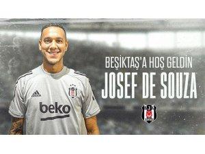 Josef de Souza ilk idmanına çıktı