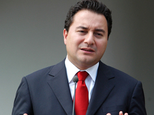 """Babacan: """"Türkiye'de kriz yok"""""""