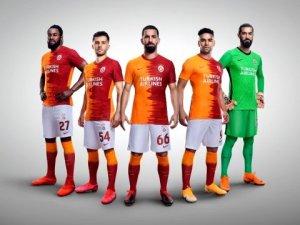 Avrupa kupalarındaki maçlarının forma sponsoru Türk Hava Yolları oldu.