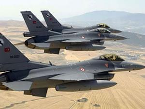 Türk F-16'ya radar tacizi