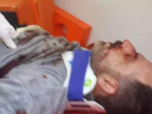 Gülsuyu'nda polise bıçaklı saldırı!