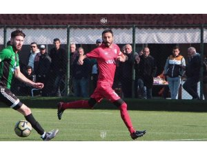 Aydınsporlu futbolcu kalp krizi geçirdi