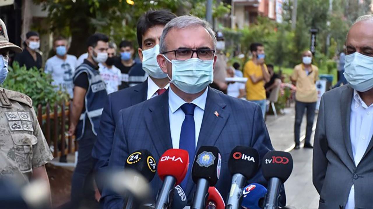 Diyarbakır Valisi'nden karantina uyarısı: Taksirle adam öldürmek' suçundan işlem yapılacak