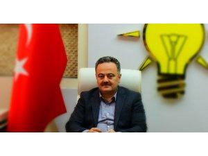 AK Parti İl Başkanı Altınöz'den Gaziler Günü mesajı