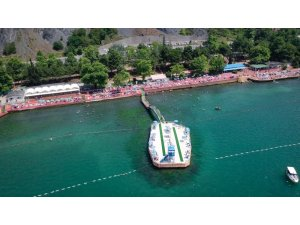 Kdz Ereğli Belediyesi plaj sezonunu kapatıyor