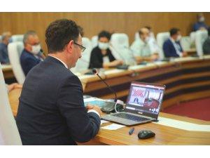 YÖK Başkanı Prof. Dr. Yekta Saraç, Şırnak Üniversitesi senato toplantısına katıldı