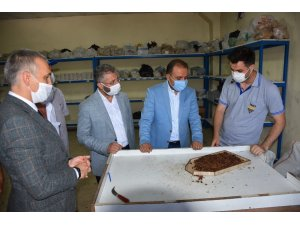 AK Parti'li Baybatur'dan CHP'li Özel'e üzüm yanıtı