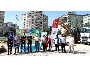 Yenişehir'de Yeşil Kuşak Projesinin temeli atıldı