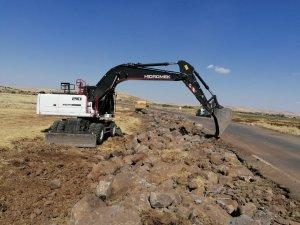 Diyarbakır Büyükşehir Belediyesi asfaltlama çalışmalarını hızlandırdı