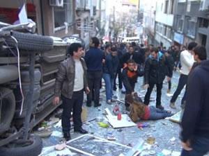 İGDAŞ'tan Taksim'deki patlamayla ilgili açıklama