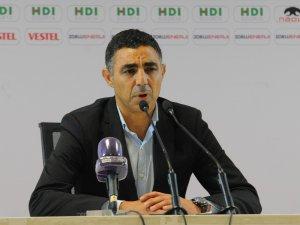 Eskişehirspor ilk puanını aldı