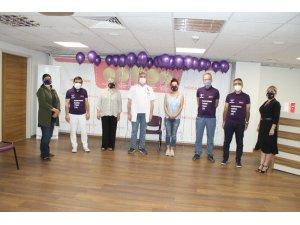Medical Park Gaziantep Hastanesinde anlamlı kutlama