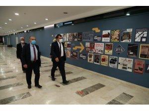 TÜBİTAK'tan Gaziantep ve HKÜ'ye ziyaret