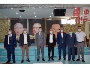 MHP'de İvrindi ve Savaştepe ilçe kongreleri yapıldı