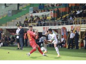 Süper Lig: Aytemiz Alanyaspor: 2 - Hes Kablo Kayserispor: 0 (Maç sonucu)