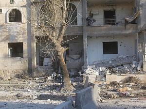 Esed kadın ve çocukları vurdu: 21 ölü