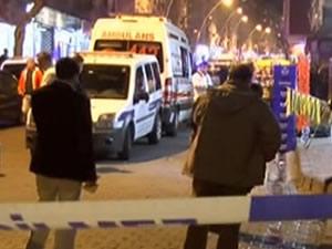 Kayseri'de silahlı kavga! 3'ü polis 6 kişi vuruldu