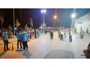 Niğde'deki deprem Aksaray'da da hissedildi