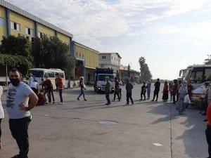 Mersin Serbest Bölgesi'nde 27 işçi zehirlendi