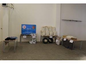Kapıkule'de dev kaçakçılık operasyonu