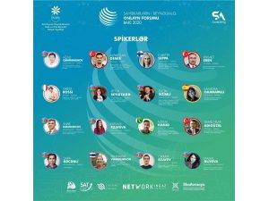 Uluslararası Girişimciler Çevrimiçi Forumu Bakü'de düzenleniyor