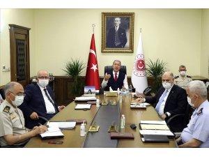 Türk ve Yunan askeri heyetlerinin beşinci toplantıyı yarın yapması planlanıyor