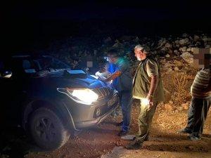 Mut'ta kaçak avcılara göz açtırılmıyor